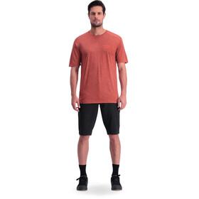 Mons Royale Vapour Lite T T-Shirt Herr clay